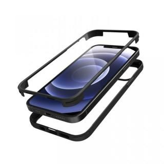 iPhone 12 mini (5.4インチ) ケース シールドカバー ブラック iPhone 12 mini