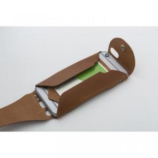 【iPhone6ケース】1枚革から成型したレザーケース Wear キャメル iPhone 6s/6ケース_1