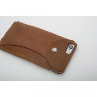 【iPhone6ケース】1枚革から成型したレザーケース Wear ナチュラル iPhone 6ケース_4