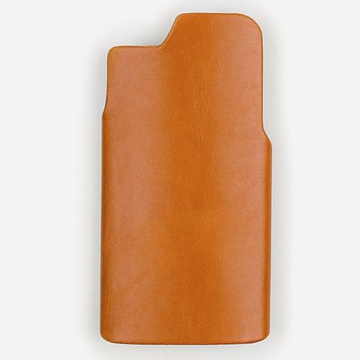 【iPhone6ケース】モバイルラップ ブラウン iPhone 6ケース_0