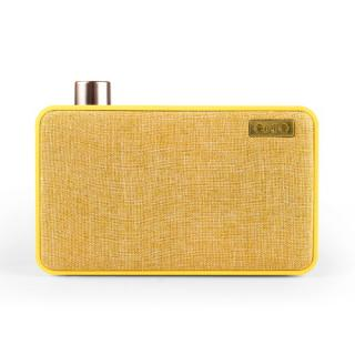 EMIE Bluetooth スピーカー CANVAS イエロー