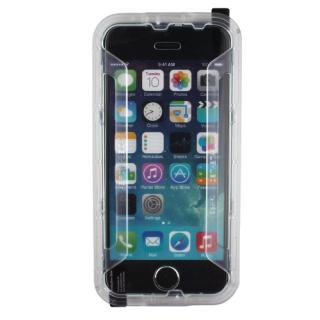 【iPhone SE/5s/5フィルム】フィルム張り付キット付 Fantastick  Tempered Glass iPhone SE/5s/5_1