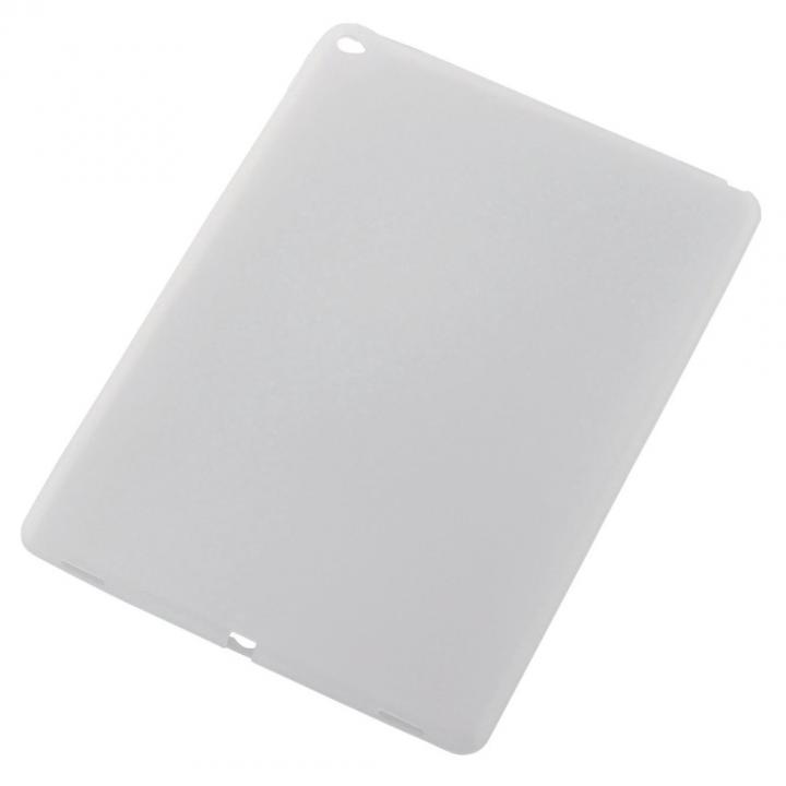 クリアシリコンケース 12.9インチiPad Pro