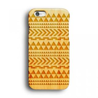 kibaco 天然竹ケース トライアングル iPhone 6ケース