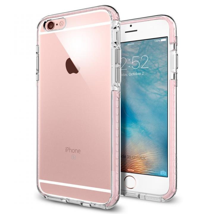 iPhone6s ケース Spigen ウルトラ・ハイブリッド テック クリスタルローズ iPhone 6s_0