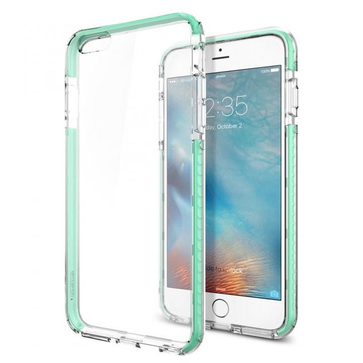 iPhone6s Plus ケース Spigen ウルトラ・ハイブリッド テック クリスタルミント iPhone 6s Plus_0