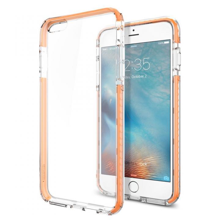 【iPhone6s Plusケース】Spigen ウルトラ・ハイブリッド テック クリスタルオレンジ iPhone 6s Plus_0
