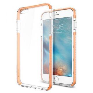 Spigen ウルトラ・ハイブリッド テック クリスタルオレンジ iPhone 6s Plus