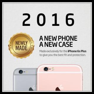 【iPhone6s Plusケース】Spigen ウルトラ・ハイブリッド テック クリスタルオレンジ iPhone 6s Plus_1