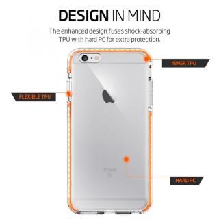 【iPhone6s Plusケース】Spigen ウルトラ・ハイブリッド テック クリスタルオレンジ iPhone 6s Plus_3