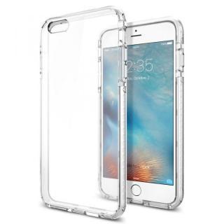 Spigen ウルトラ・ハイブリッド テック クリスタルホワイト iPhone 6s Plus