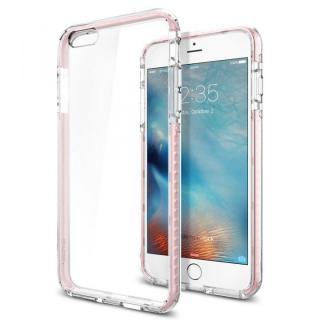 【iPhone6s Plusケース】Spigen ウルトラ・ハイブリッド テック クリスタルローズ iPhone 6s Plus