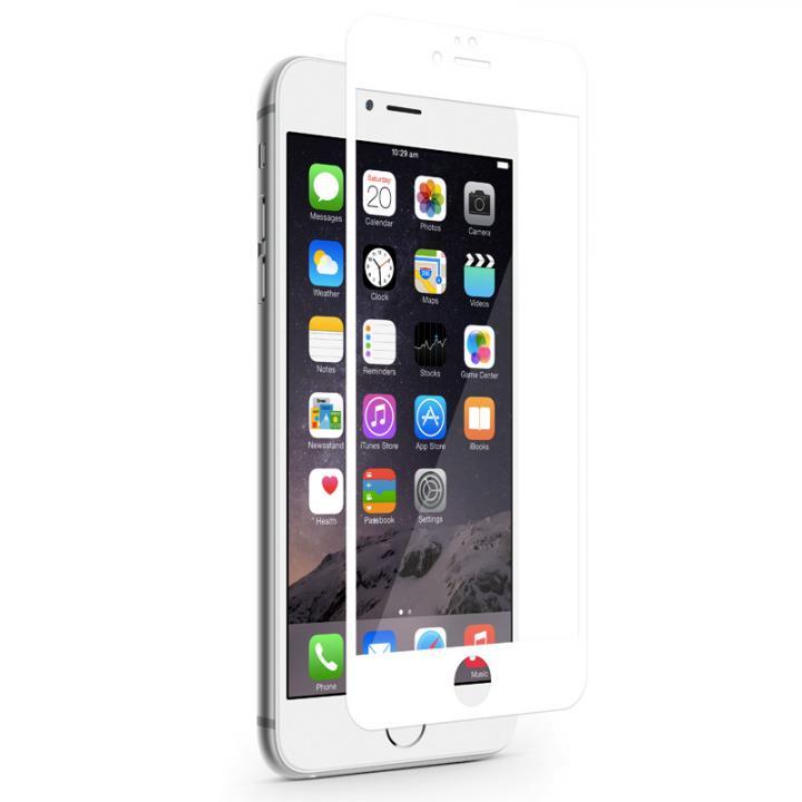 液晶保護フィルム moshi iVisor XT ホワイト iPhone 6 Plus