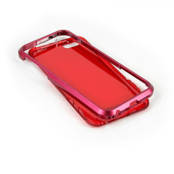 iPhone SE/5s/5 ケース innerexile Edge  iPhone SE/5s/5 Red_0