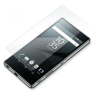 液晶保護フィルム 衝撃吸収 光沢 Xperia Z5 Premium_1