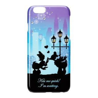 【iPhone6s/6ケース】ディズニー ハードケース シルエットコレクション ドナルド&デイジー iPhone 6s/6