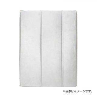 手帳型ケース 「Clear Note」 ホワイト 12.9インチiPad Pro