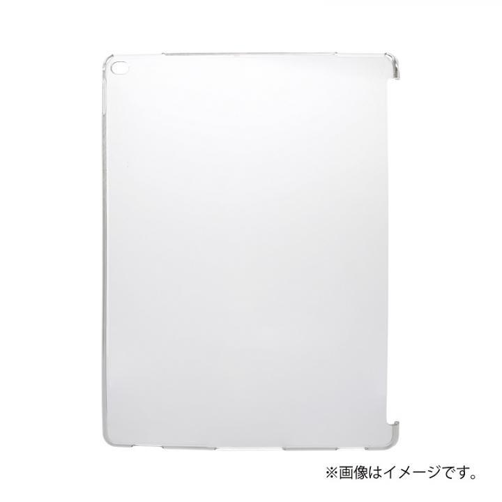 ハードケース 「CLEAR HARD」 ハーフクリア 12.9インチiPad Pro