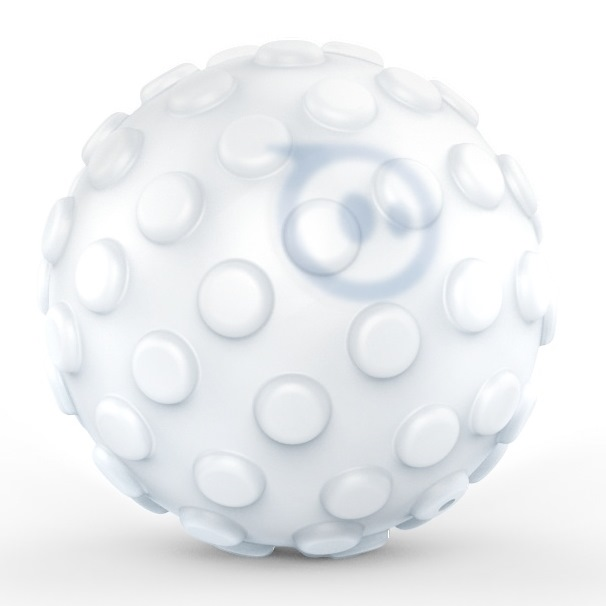 Sphero Nubby Cover Box Clear_0
