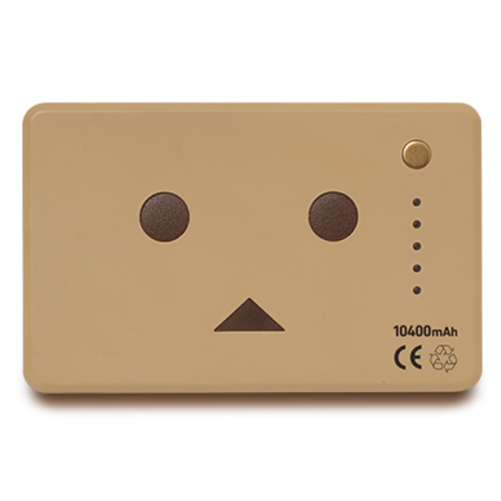[10400mAh] ダンボーバッテリー cheero Power Plus DANBOARD VERSION_0