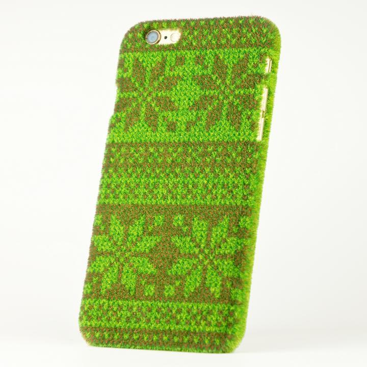 【iPhone6ケース】SHIBAFUL WEAR スノー iPhone 6s/6ケース_0