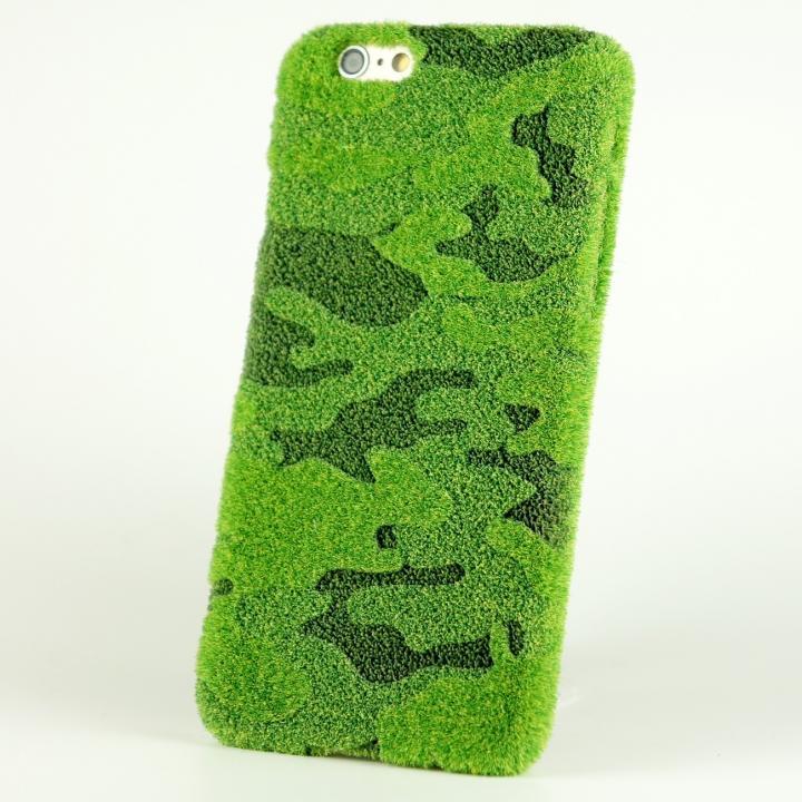 【iPhone6ケース】ShibaCAL by Shibaful カモフラージュ iPhone 6s/6ケース_0