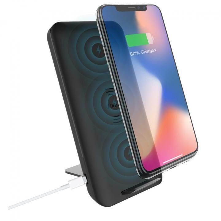 Power Stand 10000 スタンド付きワイヤレスモバイルバッテリー_0