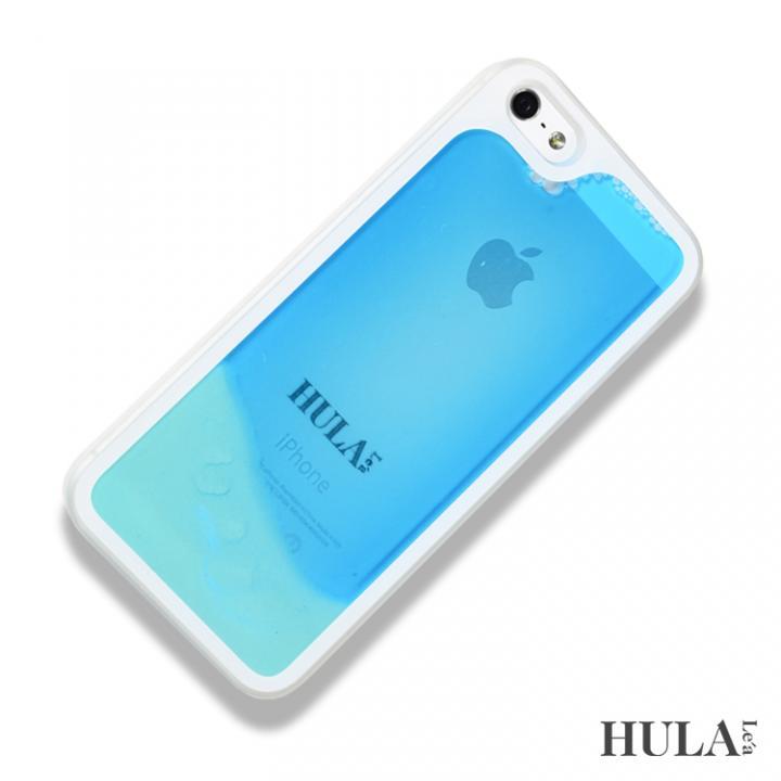 フラレア iPhone SE/5s/5ケース コナブルー