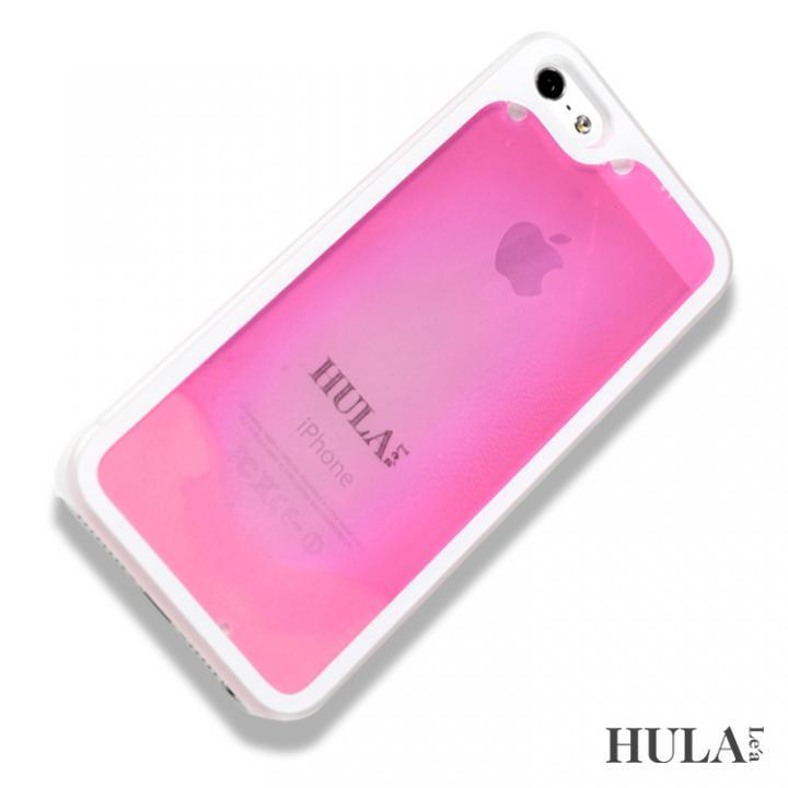 iPhone SE/5s/5 ケース フラレア iPhone SE/5s/5ケース ロゼラニピンク_0