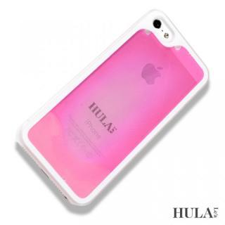 フラレア iPhone SE/5s/5ケース ロゼラニピンク