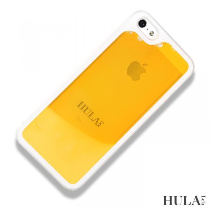 iPhone SE/5s/5 ケース フラレア iPhone SE/5s/5ケース マンゴーオレンジ_0