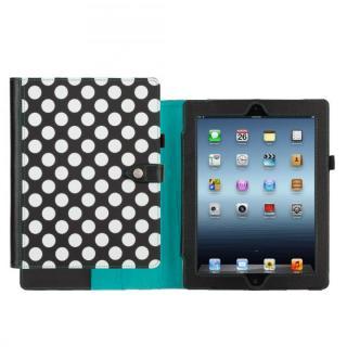 【iPad mini/2/3】Back Bay Polka BLK WHT BIL