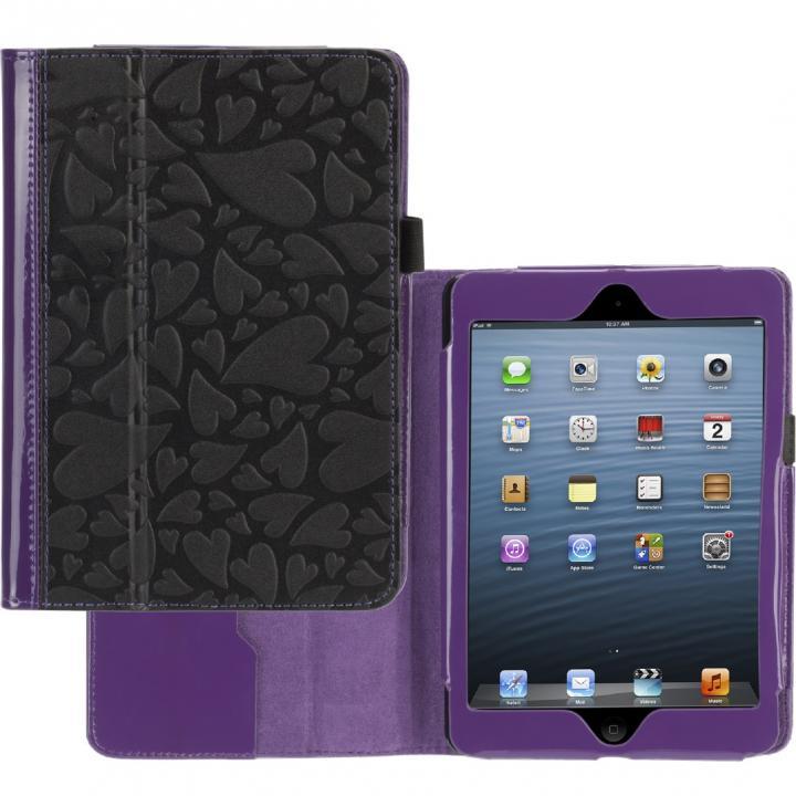 【iPad mini/2/3】Moxy Folio Love  Saffron-BLK PRP