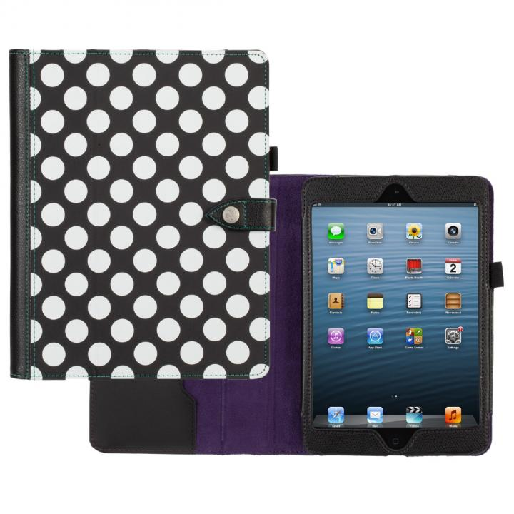 【iPad mini/2/3】Back Bay Polka Folio  Saffron