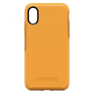 iPhone XS ケース OtterBox SYMMETRY 背面ケース ASPEN GLEAM iPhone XS