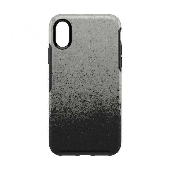iPhone XS ケース OtterBox SYMMETRY 背面ケース ASHED FOR IT iPhone XS_0