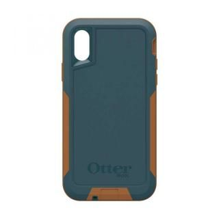 iPhone XS ケース OtterBox PURSUIT 背面ケース AUTUMN LAKE iPhone XS