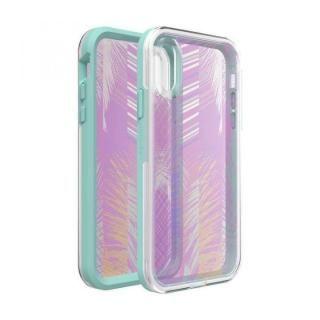 iPhone XR ケース LIFEPROOF SLAM Graphic 耐衝撃ケース PALM DAZE iPhone XR