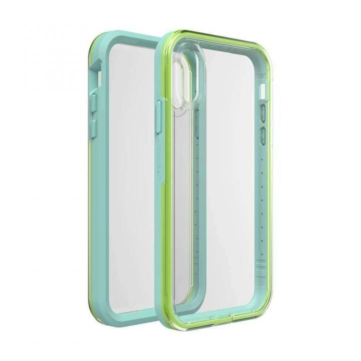 iPhone XS Max ケース LIFEPROOF SLAM 耐衝撃ケース SEA GLASS iPhone XS Max_0