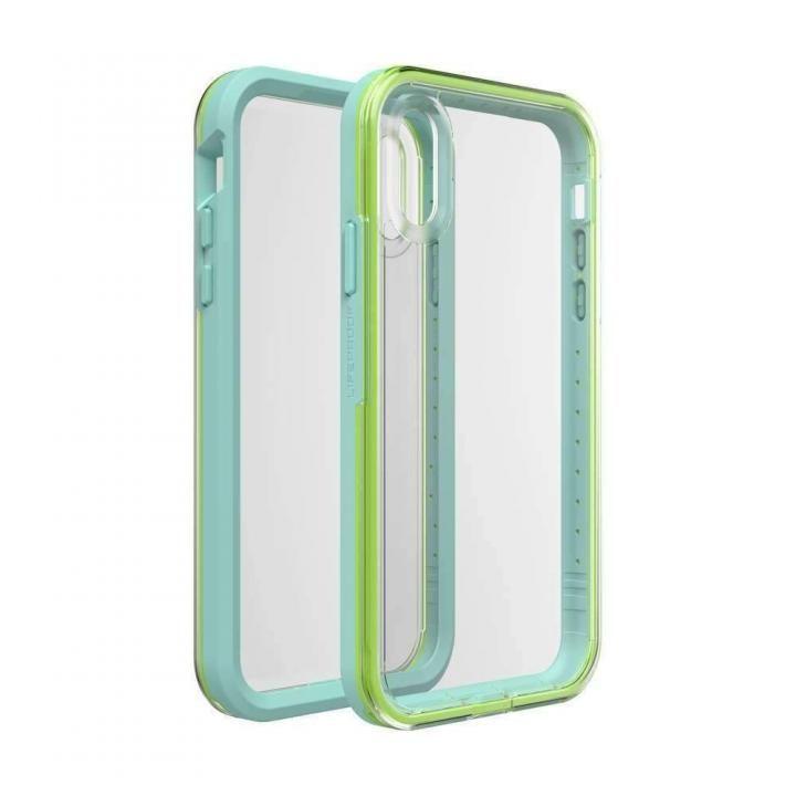 iPhone XS Max ケース LIFEPROOF SLAM 耐衝撃ケース SEA GLASS iPhone XS Max_0