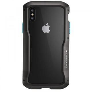 iPhone XS ケース ELEMENTCASE バンパー Vapor S/Black iPhone XS