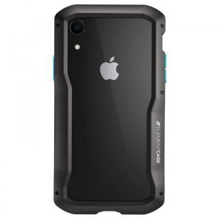 iPhone XR ケース ELEMENTCASE バンパー Vapor S/Black iPhone XR