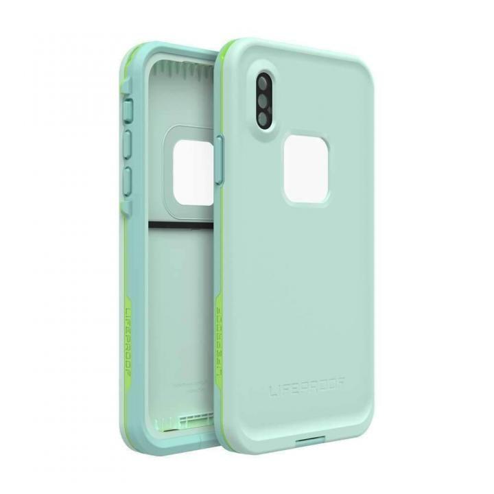 iPhone XS ケース LIFEPROOF FRE 防水・防塵・防雪・耐衝撃ケース IP68 TIKI iPhone XS_0