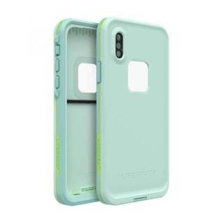 iPhone XS ケース LIFEPROOF FRE 防水・防塵・防雪・耐衝撃ケース IP68 TIKI iPhone XS