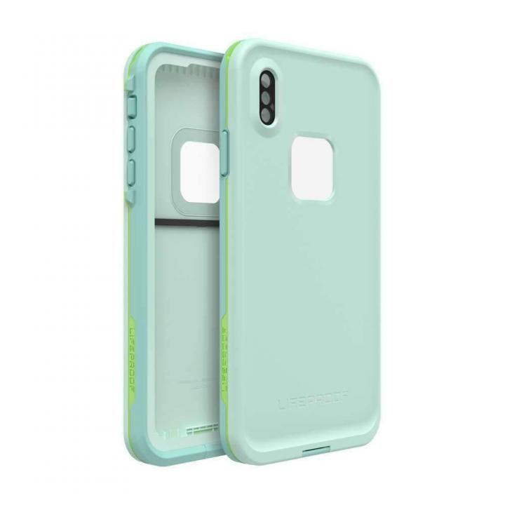 iPhone XS Max ケース LIFEPROOF FRE 防水・防塵・防雪・耐衝撃ケース IP68 TIKI iPhone XS Max_0