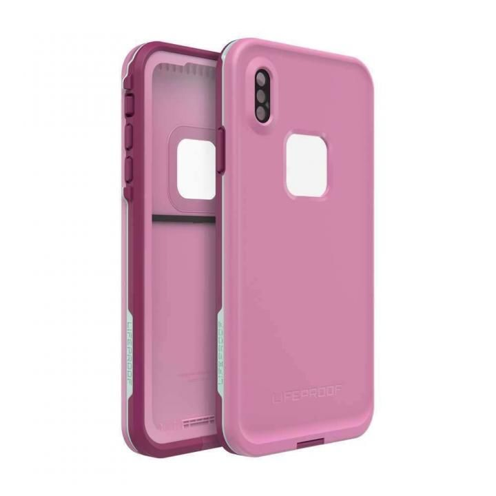 iPhone XS Max ケース LIFEPROOF FRE 防水・防塵・防雪・耐衝撃ケース IP68 FROST BITE iPhone XS Max_0