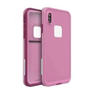 【iPhone XS Maxケース】LIFEPROOF FRE 防水・防塵・防雪・耐衝撃ケース IP68 FROST BITE iPhone XS Max