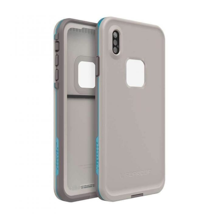 iPhone XS Max ケース LIFEPROOF FRE 防水・防塵・防雪・耐衝撃ケース IP68 BODY SURF iPhone XS Max【6月下旬】_0