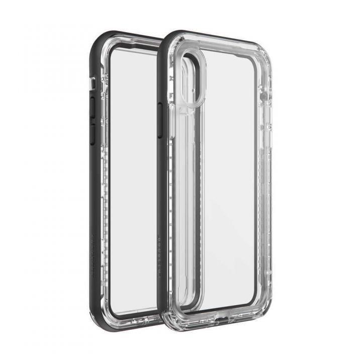 iPhone XS/X ケース LIFEPROOF NEXT 防塵・防雪・耐衝撃ケース BLACK CRYSTAL iPhone XS/X_0
