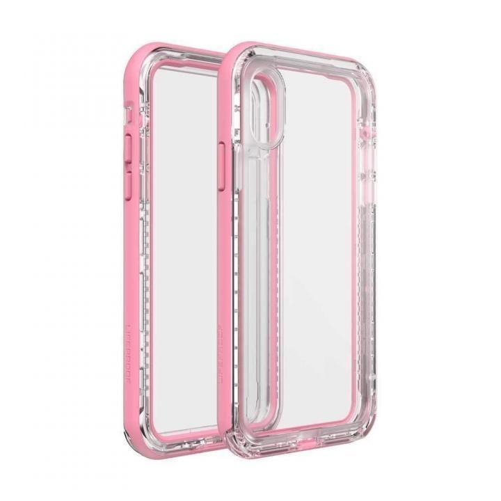 iPhone XS/X ケース LIFEPROOF NEXT 防塵・防雪・耐衝撃ケース CACTUS ROSE iPhone XS/X_0